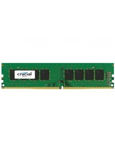 Crucial 2x4GB DDR4 muistimoduuli 8 GB 2400 MHz Crucial Technology CT2K4G4DFS824A - 1