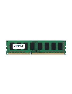 Crucial PC3-12800 muistimoduuli 4 GB 1 x DDR3 1600 MHz Crucial Technology CT51264BD160B - 1