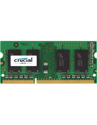 Crucial PC3-12800 4GB muistimoduuli 1 x 4 GB DDR3L 1600 MHz Crucial Technology CT51264BF160BJ - 1