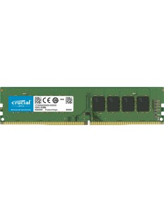 Crucial CT8G4DFS8266 muistimoduuli 8 GB 1 x DDR4 2666 MHz Crucial Technology CT8G4DFRA266 - 1
