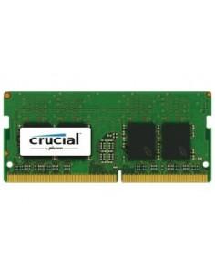 Crucial 8GB DDR4 muistimoduuli 1 x 8 GB 2400 MHz Crucial Technology CT8G4SFD824A - 1