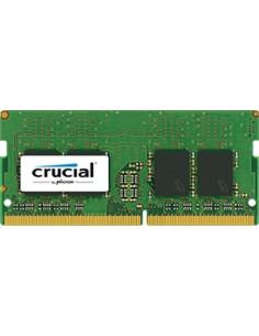 Crucial 8GB DDR4 2400 MT/S 1.2V muistimoduuli 1 x 8 GB MHz Crucial Technology CT8G4SFS824A - 1