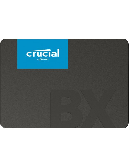 "Crucial BX500 2.5"" 480 GB Serial ATA III QLC 3D NAND Crucial Technology CT480BX500SSD1T - 1"