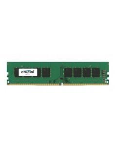 Crucial CT4G4DFS8266 muistimoduuli 4 GB 1 x DDR4 2666 MHz Crucial Technology CT4G4DFS8266 - 1