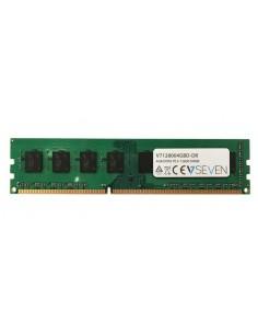 V7 V7128004GBD-DR muistimoduuli 4 GB 1 x DDR3 1600 MHz V7 Ingram Micro V7128004GBD-DR - 1