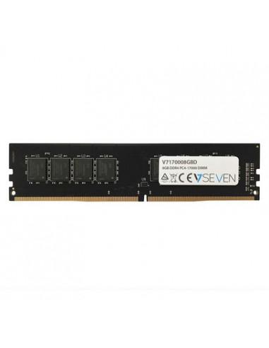 V7 V7170008GBD muistimoduuli 8 GB 1 x DDR4 2133 MHz V7 Ingram Micro V7170008GBD - 1