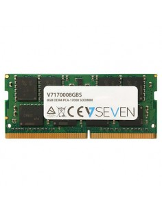 V7 V7170008GBS muistimoduuli 8 GB 1 x DDR4 2133 MHz V7 Ingram Micro V7170008GBS - 1