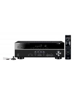 Yamaha RX-V383 70 W 5.1 kanavaa Surround 3D Musta Yamaha ARXV383BL - 1