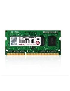 Transcend 4GB DDR3-1600 muistimoduuli 1 x 8 GB 1600 MHz Transcend TS512MSK64W6H - 1