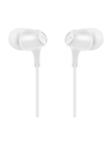 ACME HE22W kuulokkeet ja kuulokemikrofoni In-ear Valkoinen Acme Europe 253126 WHITE - 2