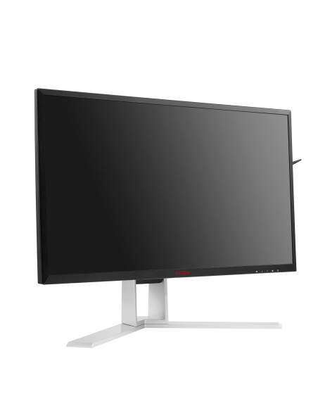 "AOC Gaming AG271QG tietokoneen litteä näyttö 68.6 cm (27"") 2560 x 1440 pikseliä Quad HD LED Musta, Punainen Aoc International AG"