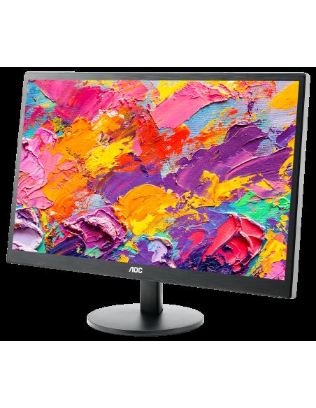"AOC Basic-line E2270SWHN LED display 54.6 cm (21.5"") 1920 x 1080 pikseliä Full HD Musta Aoc International E2270SWHN - 2"