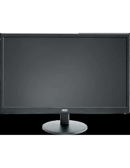 "AOC Basic-line E2270SWHN LED display 54.6 cm (21.5"") 1920 x 1080 pikseliä Full HD Musta Aoc International E2270SWHN - 5"