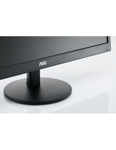 "AOC Basic-line E2270SWHN LED display 54.6 cm (21.5"") 1920 x 1080 pikseliä Full HD Musta Aoc International E2270SWHN - 12"