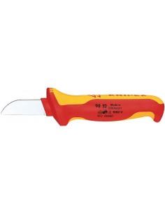 Knipex 98 52 yleisveitsi Kiinteä veitsen terä Oranssi, Punainen Knipex 98 52 - 1