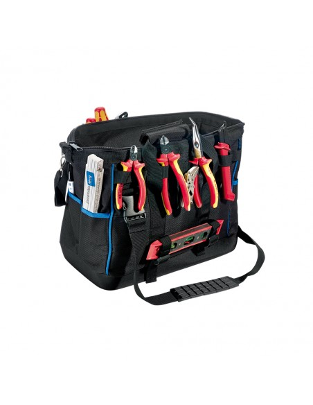B&W carry Musta, Sininen Kangas, Polyesteri B&w International 116.03 - 2
