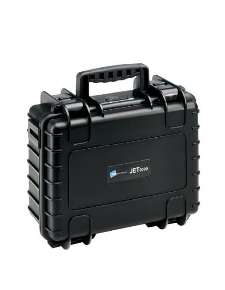 B&W 117.16/L työkalulaatikko Musta Polypropeeni (PP) B&w International 117.16/L - 1