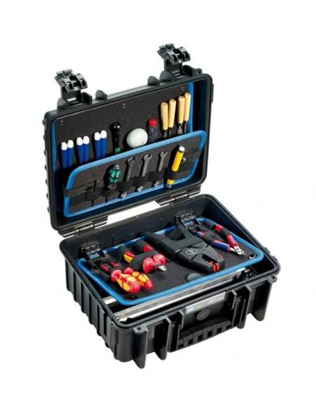 B&W 117.16/L työkalulaatikko Musta Polypropeeni (PP) B&w International 117.16/L - 2