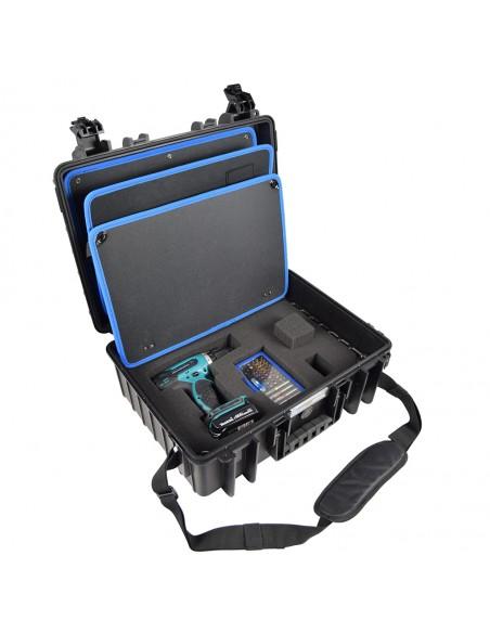 B&W JET 5000 Musta, Sininen Polypropeeni (PP) B&w International 117.17/P - 5