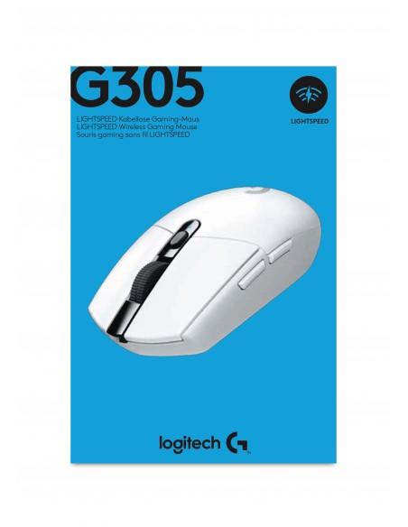 Logitech G305 hiiri Langaton RF Optinen 12000 DPI Oikeakätinen Logitech 910-005291 - 6