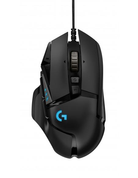 Logitech G502 Hero hiiri USB A-tyyppi Optinen 16000 DPI Oikeakätinen Logitech 910-005470 - 1