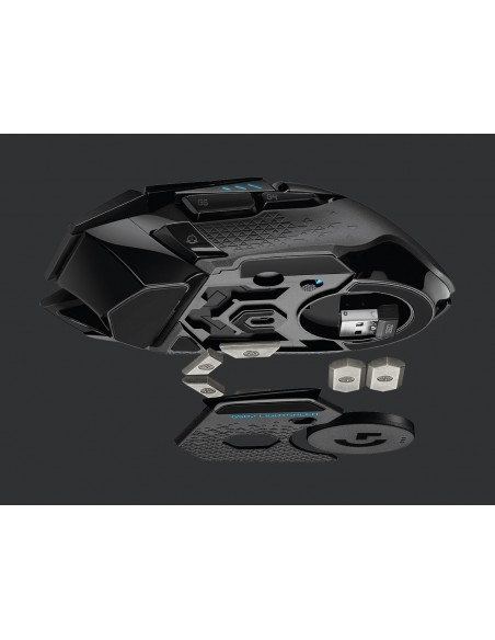 Logitech G G502 hiiri Langaton RF 16000 DPI Oikeakätinen Logitech 910-005567 - 2