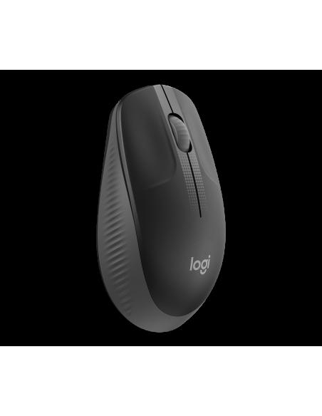 Logitech M190 Full-size Wireless Mouse Wrls Charcoal Emea In Logitech 910-005905 - 2