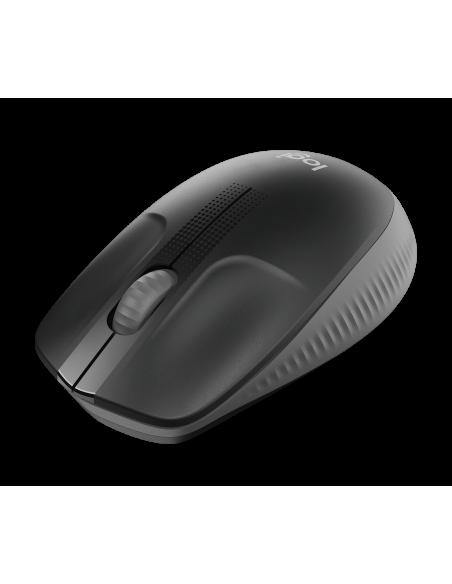 Logitech M190 Full-size Wireless Mouse Wrls Charcoal Emea In Logitech 910-005905 - 3