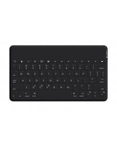 Logitech Keys-To-Go mobiililaitteiden näppäimistö QWERTY Pan Nordic Musta Bluetooth Logitech 920-006709 - 1