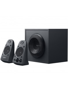 Logitech Z625 kaiutinsetti 2.1 kanavaa 200 W Musta Logitech 980-001256 - 1