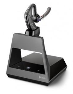 POLY Voyager 5200 Office Kuulokkeet Ear-hook,In-ear Musta Poly 214004-05 - 1