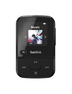 Sandisk Clip Sport Go MP3-soitin Musta 32 GB Sandisk SDMX30-032G-G46K - 1