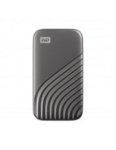 Western Digital My Passport 1000 GB Harmaa Sandisk WDBAGF0010BGY-WESN - 1