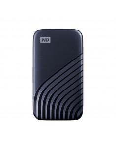 Western Digital My Passport 500 GB Sininen Sandisk WDBAGF5000ABL-WESN - 1