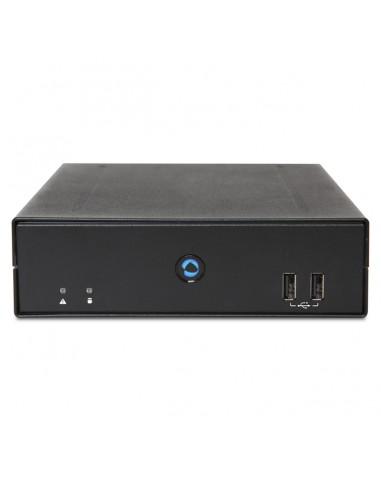 Aopen DE7400-XE E3-1505MV5 2.8 GHz 1.25L kokoinen PC Musta BGA 1440 Aopen 91.DEG00.EEB0 - 1
