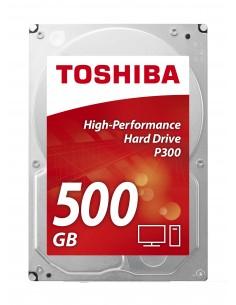 "Toshiba P300 500GB 3.5"" Serial ATA III Toshiba HDWD105UZSVA - 1"