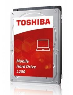 "Toshiba L200 500GB 2.5"" Serial ATA II Toshiba HDWJ105UZSVA - 1"
