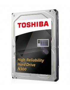 "Toshiba N300 4TB 3.5"" 4000 GB Serial ATA III Toshiba HDWQ140UZSVA - 1"