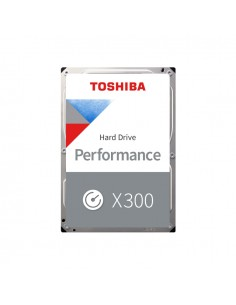 "Toshiba X300 3.5"" 8000 GB Serial ATA III Toshiba HDWR180UZSVA - 1"