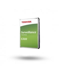 "Toshiba S300 Surveillance 3.5"" 6000 GB Serial ATA III Toshiba HDWT360UZSVA - 1"