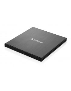 Verbatim 43886 levyasemat Musta DVD±RW Verbatim 43886 - 1