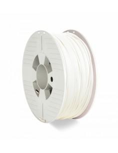 Verbatim 55328 3D-tulostusmateriaali Polymaitohappo (PLA) Valkoinen 1 kg Verbatim 55328 - 1