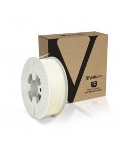Verbatim 55952 3D-tulostusmateriaali Polypropeeni (PP) Valkoinen 500 g Verbatim 55952 - 1