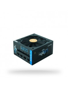 Chieftec BDF-650C virtalähdeyksikkö 650 W PS/2 Musta Chieftec BDF-650C - 1