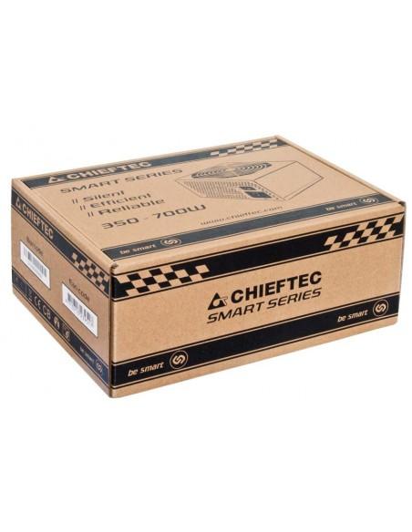 Chieftec GPS-700A8 virtalähdeyksikkö 700 W 20+4 pin ATX PS/2 Musta Chieftec GPS-700A8 - 5
