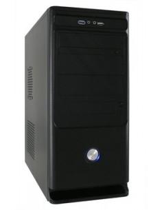 LC-Power 7010B tietokonekotelo MIDI-torni Musta 420 W Lc Power LC-7010B - 1