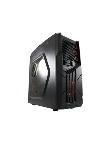 LC-Power Gaming 989B Midi Tower Musta Lc Power LC-989B-ON - 1