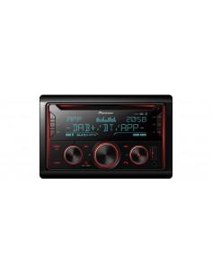 Pioneer FH-S820DAB auton mediavastaanotin Musta 200 W Bluetooth Pioneer FH-S820DAB - 1