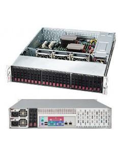Supermicro SuperChassis 216BA-R920LPB Rack Black 920 W Supermicro CSE-216BA-R920LPB - 1