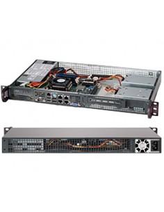 Supermicro CSE-505-203B server Rack (1U) Supermicro CSE-505-203B - 1